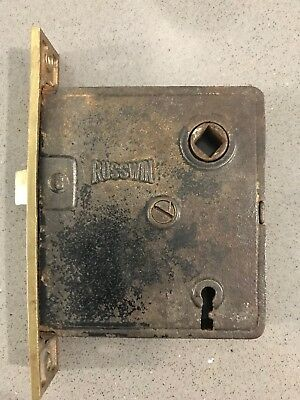 Antique Mortise Locks - Lot of 2