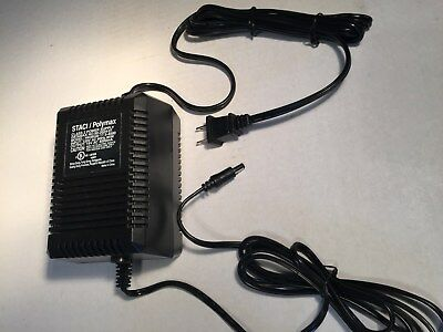 Power Supply STACI Polymax Class 2 DATAMAX 50-2024-01 HK66UA-17.5-4000, OUT: 19V