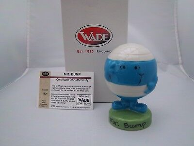 WADE MR BUMP by ROBELL MEDIA PRODUCTIONS 1998 -  Excellent