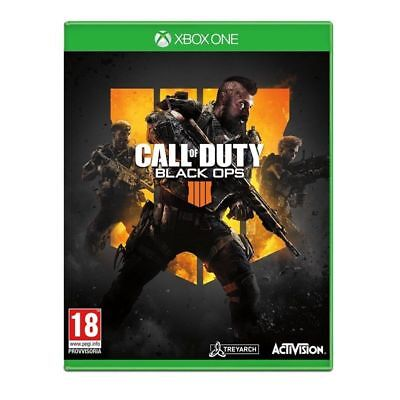 Call of Duty Black Ops 4 (Xbox One) NEW & SEALED - Black Friday Deal Price