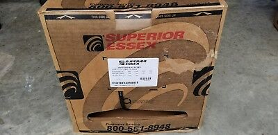 1000ft superior essex optical fiber cable 1-BIF FTTP TONE TB DROP 1K RB