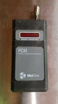 Met One 228-.3 Particle Concentration Meter