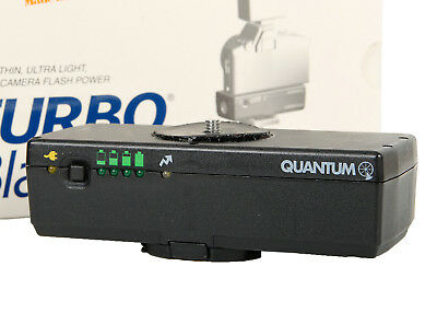 Quantum Turbo Blade - Flash battery booster pack - Excellent working condition