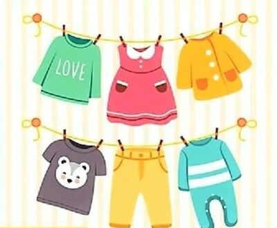 Baby Boys Clothes Build a Bundle Sleepsuits, Rompers, Outfits Tiny Baby 7.5lbs