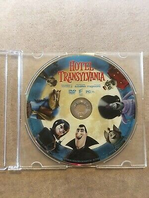 Hotel Transylvania Dvd Refurbished Disc  With Case