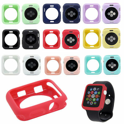 Fr Apple Watch iWatch Series 4 3 2 1 Hard Snap On Case Cover 40mm/44mm Protector