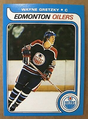 🚨 Wayne Gretzky 1979-80 Opc O-Pee-Chee Rc Rookie *Reprint* Awesome Iconic Card!