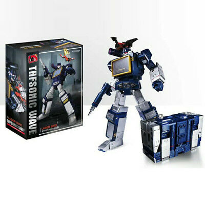 Transformers For Sale >> Transformers Thf 01j Sound Wave Laser Bird Advance Sale In