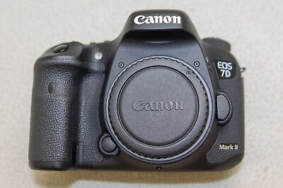 Canon EOS 7D Mark II 20.2MP DSLR - Sigma 17-50 f2.8 - With *Extras bundle**