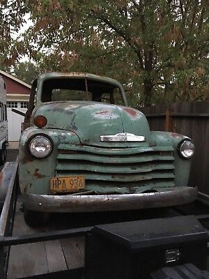 1951 Chevrolet Other Pickups  1951 chevy 3100 5 window truck