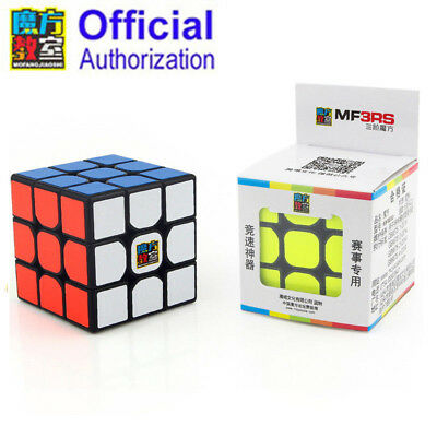 MoYu MF3RS 3x3x3 Speed Magic Cube 56mm Professional Ultra-Smooth Twist Puzzle