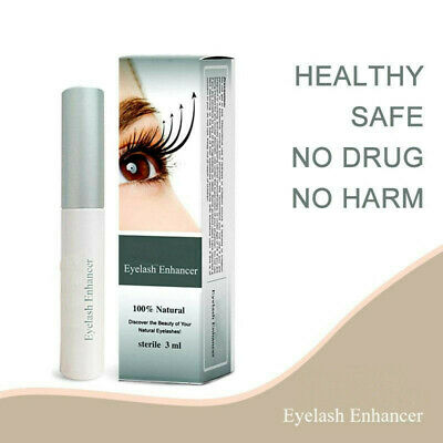 100% Original Natural FEG Eyelash Enhancer Rapid Growth Serum Liquid Beauty 3ML