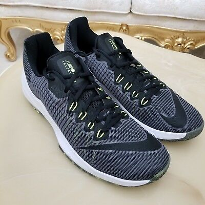 13c0375e4fd Nike Air Max Infuriate 2 Low Men s Basketball Shoes Size 11 Style 908975 007