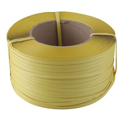 1500M Pallet Strapping Banding Coil 12mm Polypropylene Strapping Coil Reel 310KG