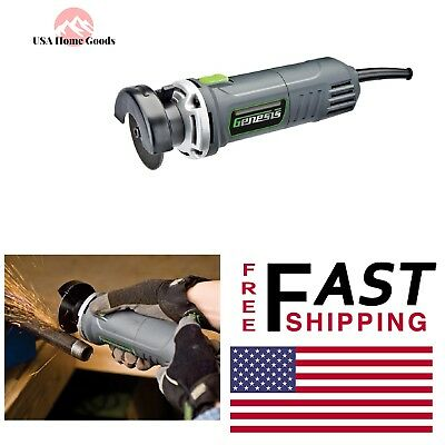 High Speed Electric Cut Off Tool 3 in. 24000 Amp Saw Grinder Metal Cutter