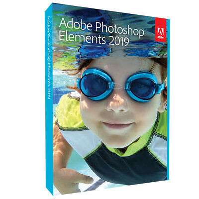 Adobe Photoshop Elements 2019 [PC/Mac] [Upgrade-Version]