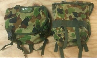 TAS army cadet auscam OZtex bum bag