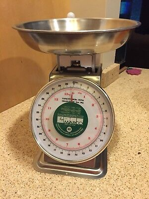 30 LB Food Portioning Scale NSF Portion Control Yamato Marco SW10211