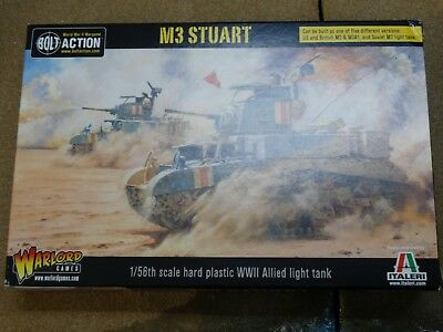 Warlord Games ::bolt Action :: M3 Stuart