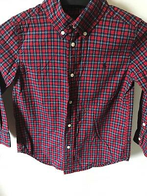 BOYS  Ralph Lauren shirt age 5 Yrs Excellent Condition  Look