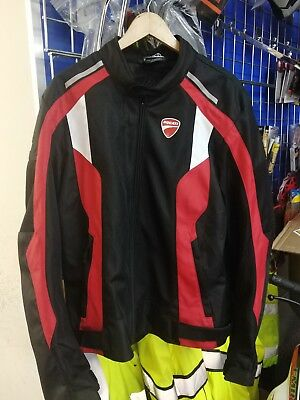 Alpinestars Speed Tex Motorcycle Jacket Ducati Size XXL New Without Tags