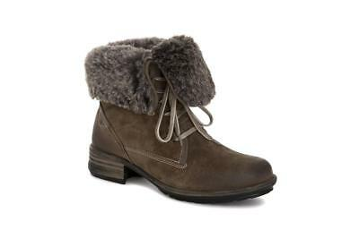 281cda346e5465 JOSEF SEIBEL SANDRA 04 Taupe Ladies Leather Boots - £79.00