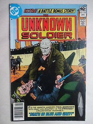 Unknown Soldier #235   High Grade VF/NM   Colonel Kunnel Krebs   Ayers   Evans