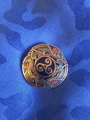 Broche Celte Sea Gems