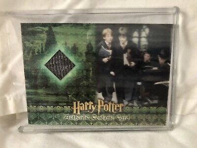 Harry Potter Authentic Costume Card Gryffindor Students In Sorcerers Stone