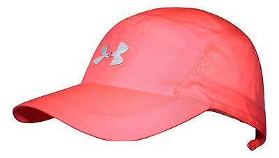 UNDER ARMOUR WOMENS Fly Fast Hat Pink NWT -  22.89  2297cdb14a88