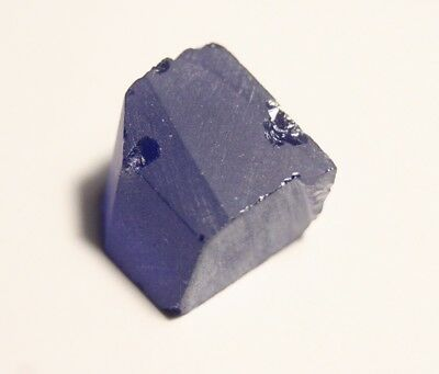 25.2ct Yttrium Aluminium Garnet Rough - Sapphire Blue YAG - Lapidary Rough