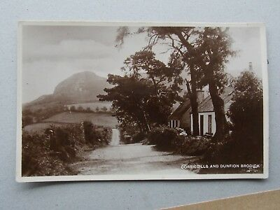 CORRIEGILLS, BRODICK, ISLE of ARRAN c1930