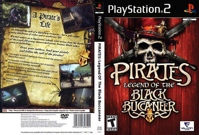 Pirates: Legend of the Black Buccaneer (Sony PlayStation 2, 2006) - New, Sealed