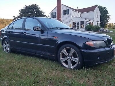 2004 BMW 3-Series  BMW 325xi, Blue