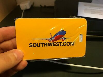 Southwest Airlines Name Tag