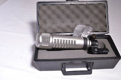 EV Electro Voice RE27 N/D  Dynamic Professional Microphone  Made in USA Mint