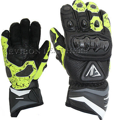 New Motorcycle Leather Gloves- CLEARANCE!!!