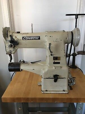 Consew 207 Darning Machine Cousin To The Singer 47W70