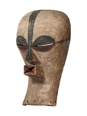 Songye Kifwebe Mask, Democratic Republic of the Congo