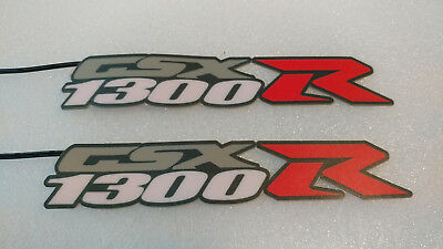 Hayabusa GSXR1300 sticker/decal Lighted/Illuminated Pair.