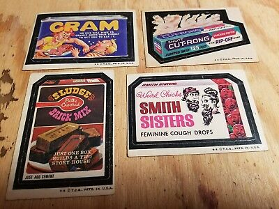 wacky packages lot