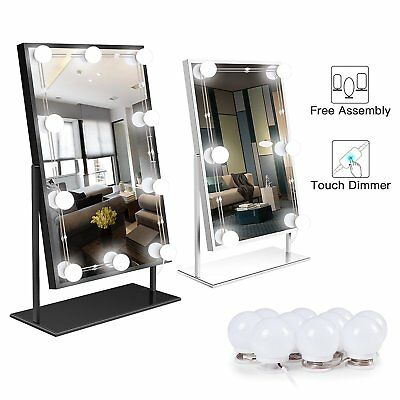 Hollywood Style LED Vanity Dimmable Mirror Lights Kit ***MUST SEE***