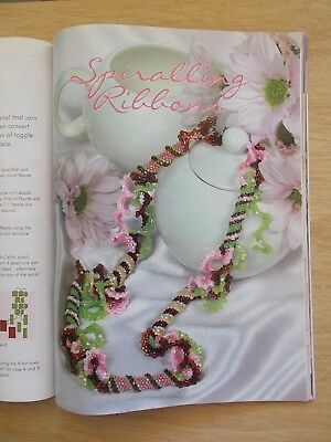 Creative Beading Vol 9 #3~48 Projects~Jewellery~Bridal & Wedding~Mother Of Pearl