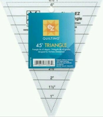 ez simplicity 120 degree triangle 1 4 diamond angle template