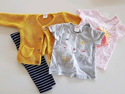 Baby Girl Bundle Size 0, Seed, Country Road (6-12mths)