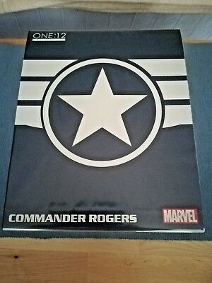 """""""one: 12 Collective Commander Rogers"""""""
