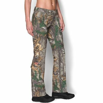 6bf16d3ad73de Under Armour Women's Scent Control Camo Field Pant (Realtree Xtra) 1260162- 946