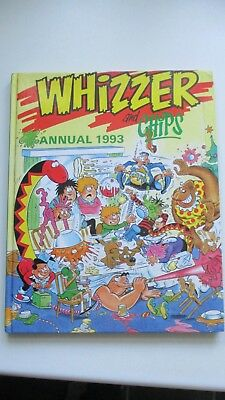 Whizzer and Chips 1993 Annual
