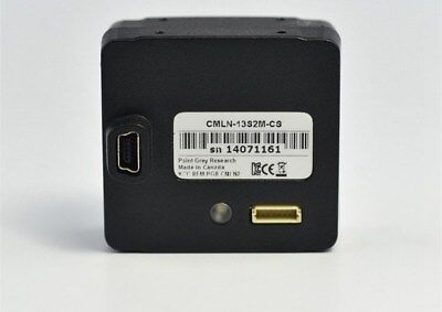 1PC Used Point Grey CMLN-13S2M-CS industrial camera