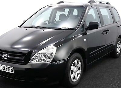 KIA SEDONA 2.9 CRDI ENGINE 2006 to 2010 with fuel pump and new cambelt fitted